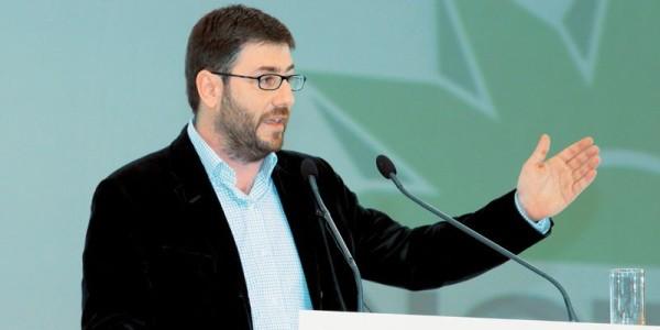 Κατά των πρόωρων εκλογών τάσσεται ο Ανδρουλάκης