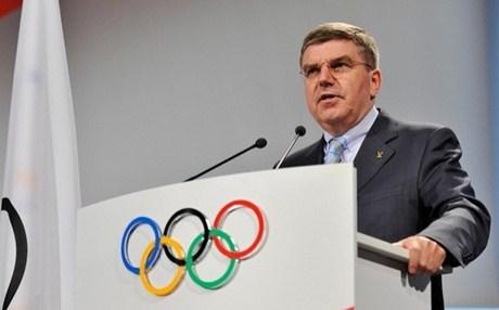 Νέος πρόεδρος της ΔΟΕ ο Γερμανός Τόμας Μπαχ