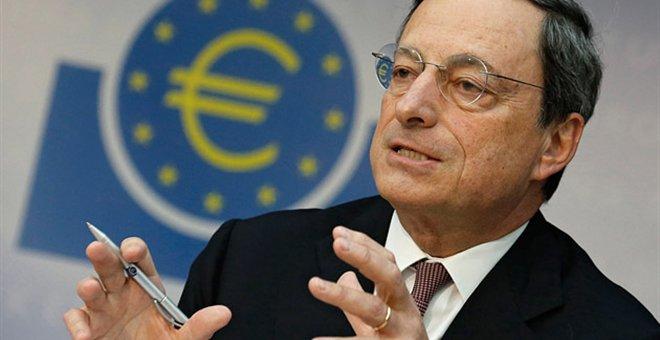 Ντράγκι:Η ΕΚΤ δεν θα συμμετάσχει σε ελάφρυνση του ελληνικού χρέους