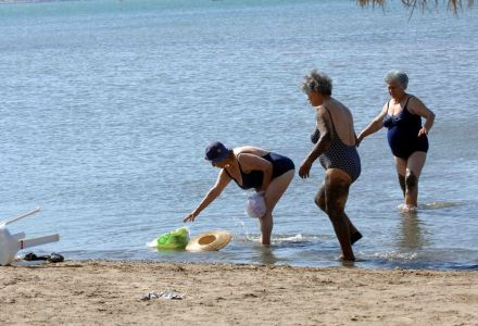 Πνίγηκε ηλικιωμένη τουρίστρια στην Κέρκυρα