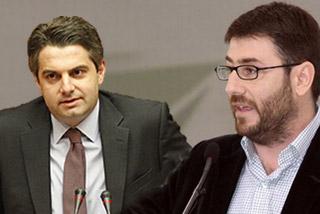 Ανδρουλάκης vs Κωνσταντινόπουλος