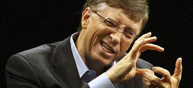 Ο Μπιλ Γκέιτς έγινε εργολάβος!
