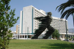 Διάκριση του Hilton Αθηνών