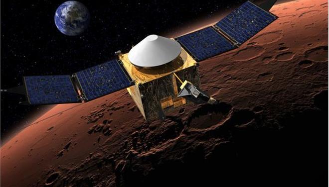 Εκτοξεύτηκε διαστημικό σκάφος για να ερευνήσει την ατμόσφαιρα του Άρη