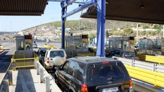 Τροχαίο και εκτροπή κυκλοφορίας στην Αθηνών-Λαμίας