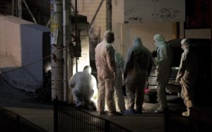 Η κοινή φωτογραφία των νεκρών της επίθεσης στο Νέο Ηράκλειο