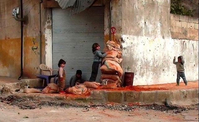 Ανθρωπιστική βοήθεια χρειάζεται το 40% του πληθυσμού της Συρίας