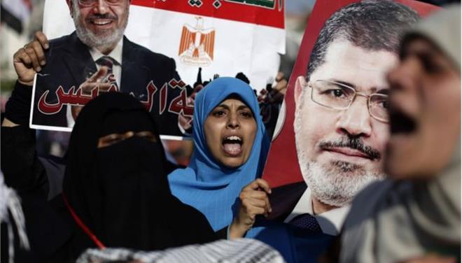 Τρομοκρατική οργάνωση η Μουσουλμανική Αδελφότητα