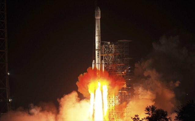Προσεληνώθηκε το κινέζικο διαστημικό σκάφος