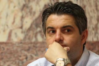 Επιστολή Κωνσταντινόπουλου στα μέλη των οργάνων του ΠΑΣΟΚ