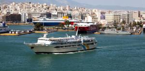 Κανονικά τα δρομολόγια των πλοίων από τον Πειραιά