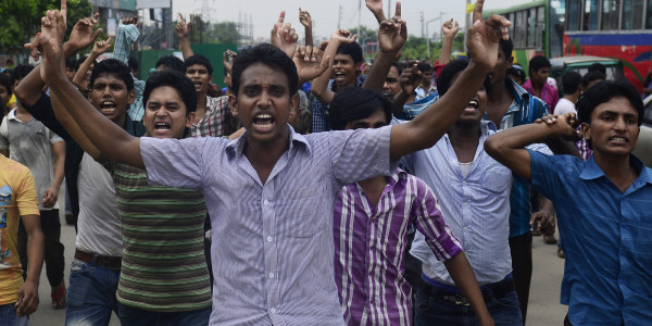 Γενική απεργία για μποϊκοτάζ στις εκλογές