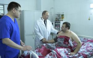 Ο Πούτιν αιφνιδιαστικά στο Βόλγογκραντ-Δρακόντεια μέτρα ασφαλείας στη Ρωσία