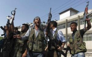 Επίθεση των ανταρτών σε φυλακές στο Χαλέπι
