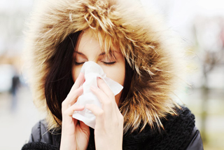 Πως να προλάβουμε και να αντιμετωπίσουμε το κρυολόγημα