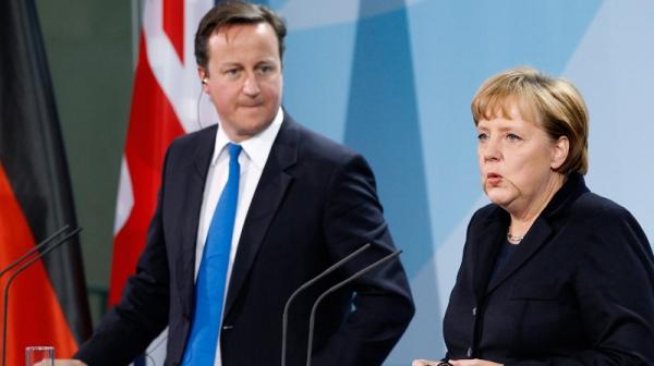 Μέρκελ: «Ηνωμένο Βασίλειο με ισχυρή φωνή εντός ΕΕ»