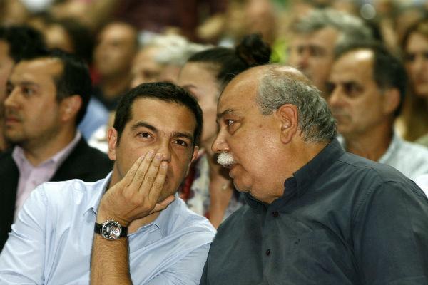 «Ναι» στην άρση, «όχι» στην παρανομία λέει ο ΣΥΡΙΖΑ